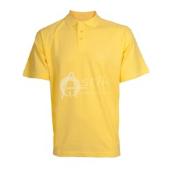 Polo-Shirts MICHAEL gelb