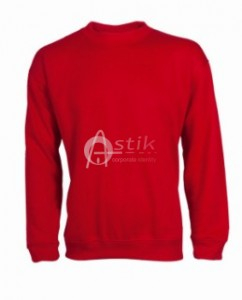 Sweatshirt ODEON rot